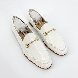 Sam Edelman Loraine Crinkle Patent Leather Loafers